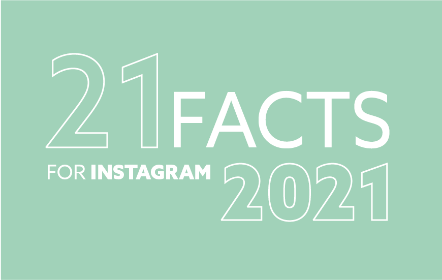 21 Instagram Facts for 2021 [Infographic]