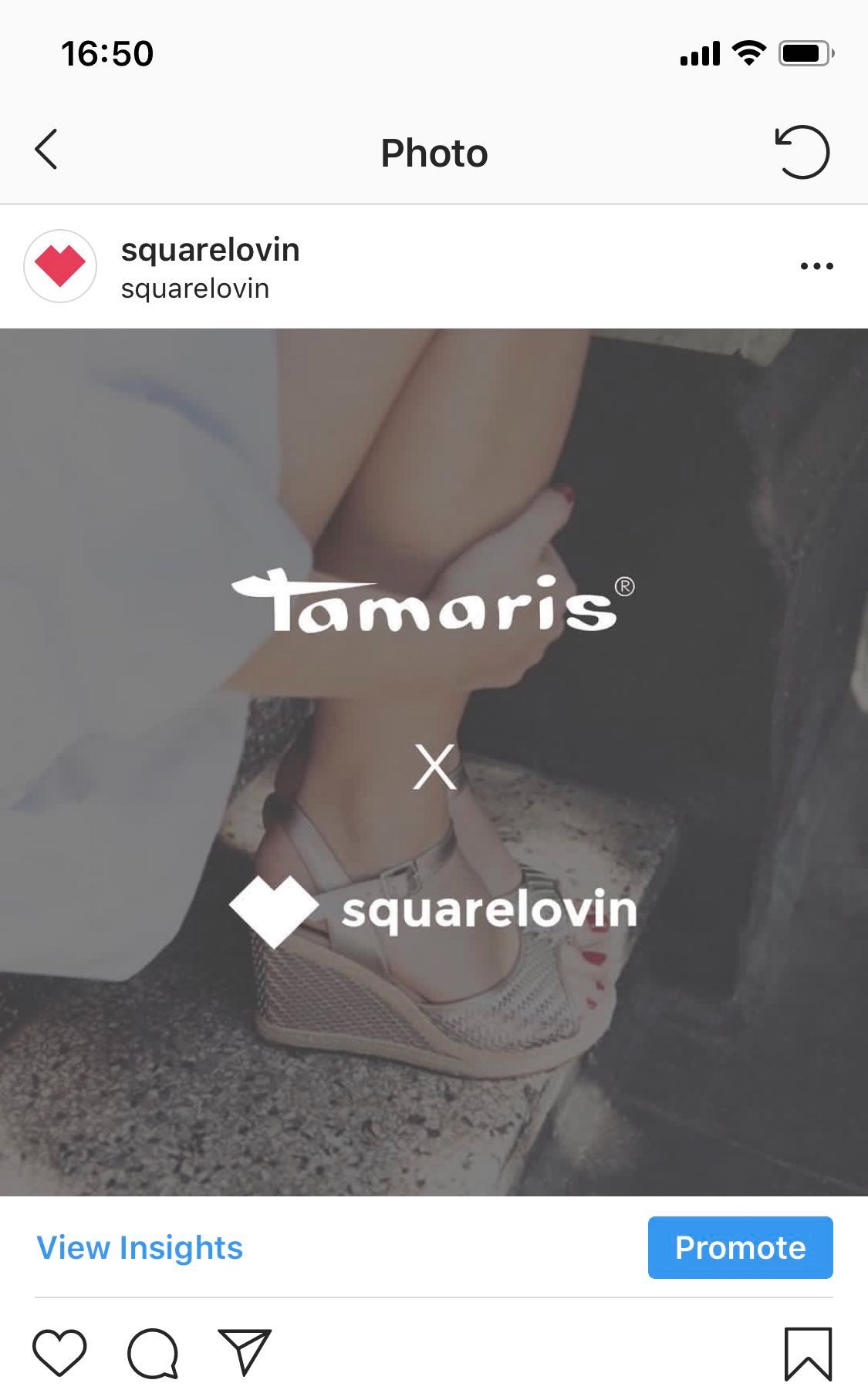 squarelovin - blog